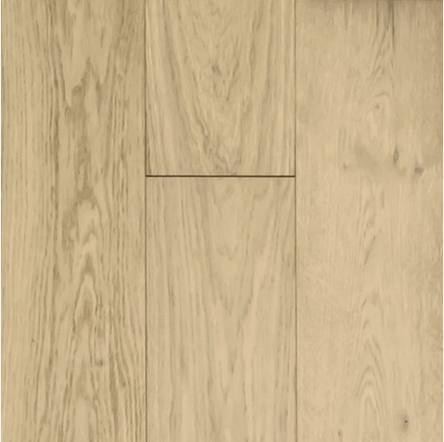 Wire Brushed Natural White Oak 6.5""