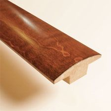 Wire Brushed Umber White Oak T-Molding